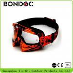Maintenant lunettes de haute qualité de moto de style de Faashion de motocross d'Eyewear de lunettes de vélo de saleté de motocyclette de lunettes de soleil de moto