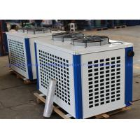Air Conditioning Air Cooled Condensing Unit Danfoss Semi Hermetic