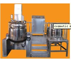 China cosmetic making machine on sale