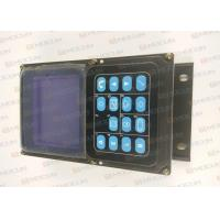 Small Excavator Engine Parts Bright LCD Display Panel With Keyboard 7835-12-1014
