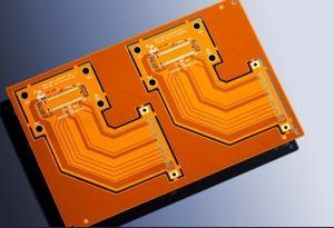 China Immersion Gold Flexible Rigid PCB For Computer Peripherals Telecommunication on sale