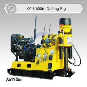China XY-3 hydraulic drilling rig on sale