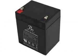 China Jopower JPS 12V4Ah Rechargeable Valve Regulated Lead Acid AGM Battery on sale