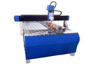 China Big Rotary 4 Axis CNC Router Machine AC220V / 380v 50Hz Excellent Engraving Performance on sale