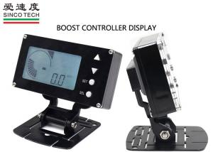 China Universal LCD Dashboard For Cars , Custom Automotive Gauges 2.5 Inch Boost Controller on sale