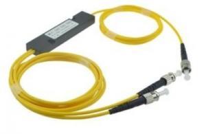 250µm Bare Fiber Coupler 1310//1550nm 50//50 Ratio 1x2 Single Mode Dual Window