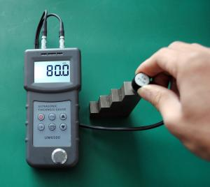 China TOKY Ultrasonic Thickness Gauge UM6500 on sale