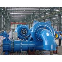 China proyecto de poder hidráulico hidráulico del generador de turbina del agua de la turbina de 1MW Francisco on sale