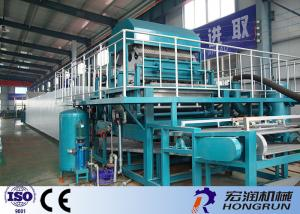 China PLC Control Egg Carton Making Machine With Automatic Computer Software on sale