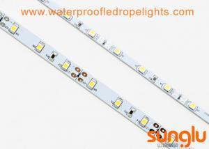 China 3528 60LED/M Rigid LED Strip Lights Thin 5MM 8MM LED Bar Lighting Strips on sale