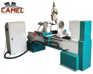 China Jinan CAMEL CA-1530 automatic wood lathe price cnc wood turning lathe on sale