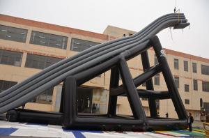 China 0.90mm ポリ塩化ビニール水スライド、水公園のための膨脹可能なウォーター・スポーツ on sale