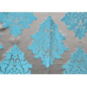 China 快適な染められたジャカードによって編まれる生地/ジャカード絹生地にまいはだを詰めて下さい on sale