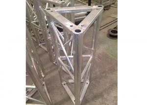 China Customized Length Aluminum Lighting Truss , High Strength Exhibit And Display Truss on sale