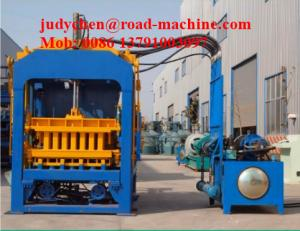 China 300 M2 Heavy Construction Machinery / Concrete Block Brick Making Machine on sale