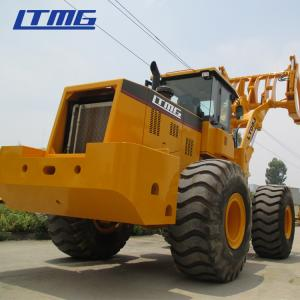 China LTMG 4x4 Wheel 8 Ton Atv  Log Loader Grapple With 3600mm Dumping Height LT08J on sale