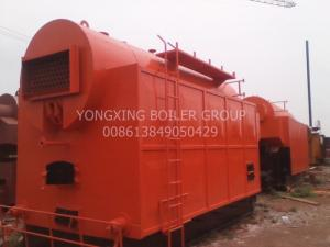 China Environmentally Friendly Biomass Fired Steam Boiler Palm Shell Continues Heating Output supplier