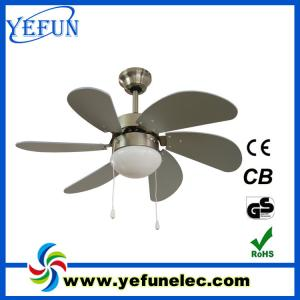 China Decorative Ceiling Fan YF30-6CL1 on sale