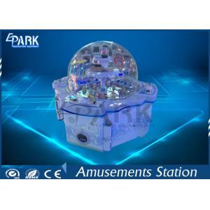 China Eletronic Indoor Claw Crane Game Machine / Arcade Amusement Machine on sale