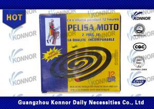 China 140mm Effective Non Smoke Black Mosquito Coils Mosquito Killer Coils on sale