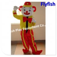 China professional clown costumes on sale