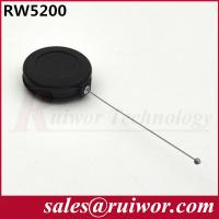 RUIWOR RW5200 Round Small Anti Theft Pull Box for Product Positioning