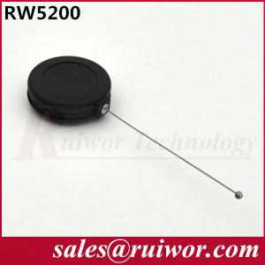 China RUIWOR RW5200 Round Small Anti Theft Pull Box for Product Positioning on sale
