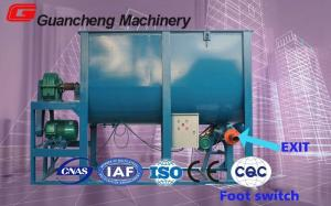 China HJJ2000 Dry Mortar Mixing Plant Excellent Performance Blue on sale