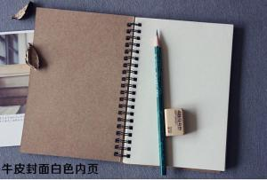 China Promotional A5 pp cover spiral notebook with pen from zhejiang supplier on sale