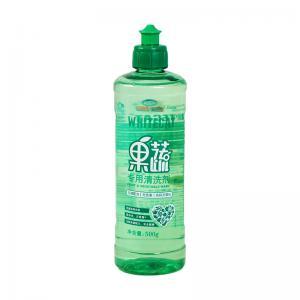 China 650g Eco Friendly Dishwashing Liquid Customerized Fruit And Vegetable Detergent on sale
