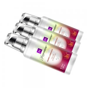 China Man Women Body Intimate Lube Water Based Jelly Easy Cleaning on sale