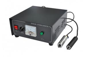 China Manual Ultrasonic Welding Machine For IC Card , High Frequency 60Khz on sale
