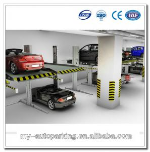 China Portable Car Park Hoist Car Lift Car Parking Lift  Car Lifts for Home Garages on sale