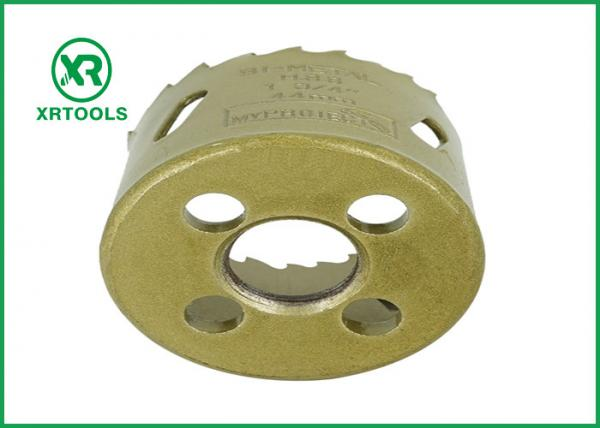 Two Metals Hole Saw Hss-Co Ø 14-210mm for round from Steel Copper Aluminum