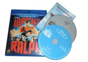 China High Resolution Blu Ray DVD Box Sets Funny All Regions OEM ODM Service on sale