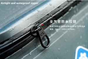China Airtight and completely waterproof zippers for outdoor sports Bags and backpacks on sale