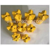 Furnace Blast Hole Tapping Carbide Cross Bits with Tungsten Carbide Tips