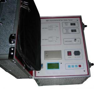 China Safe Transformer Tangent Delta Power Factor Tester for Electrical Test Kit on sale
