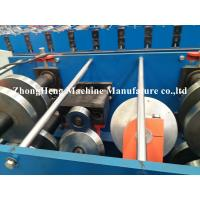 Steel Beam C Z Purlin Roll Forming Machine For Prefab House 16MPa 22KW