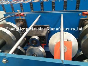 China Steel Beam C Z Purlin Roll Forming Machine For Prefab House 16MPa 22KW on sale