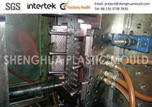 Nylon Plastic Wall Plug Injection Mold Maker for sale
