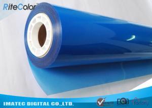 China High Definition Inkjet Medical Imaging Film Rolls PET Blue Sensitive 215 Micron on sale