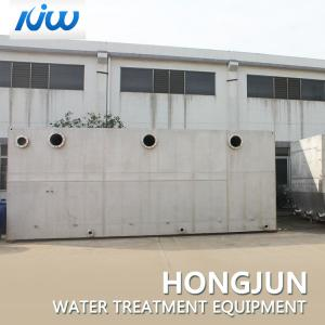 China Stainless Steel Package Sewage Treatment Plant Drinking Mineral Water Filter on sale