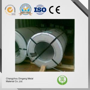 China Zero / Minimized Spangle Aluminum Zinc Coated Steel , Cold Rolled Aluminum Coated Steel on sale