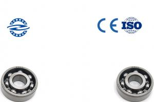 China Low Vibration Deep Groove Ball Bearing 6007 For Struction Machine / Railway Vehicle on sale