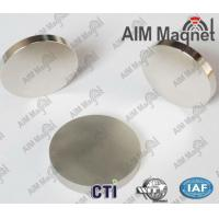 China Permanent Disc Neodymium Magnet Sheet For Sale on sale