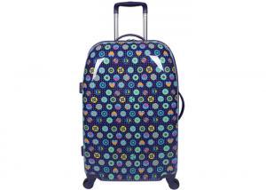 China Modificado 20 25 para requisitos particulares bolso coloreado brillante del viaje del equipaje de la caja de la carretilla de la PC de 28 pulgadas on sale