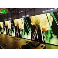 hd 1080p full color p3 led  tv indoor stage led screen rental