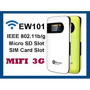 China Mobile Device Portable Pocket Mini Wi-Fi Modem 3G Router Unlock Hotspot Wireless MiFi 3G WiFi Router on sale