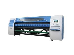China Fast speed heavy duty 320cm solvent printer with Konica 1024 heads on sale